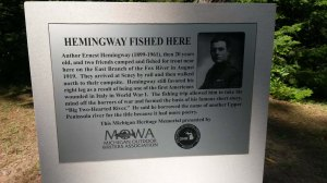 Hemmingway Monument
